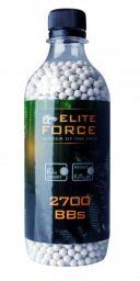 BILE PLASTIC BB's ELITE FORCE ( 2700 buc/sticla ) / 0.25GR