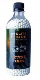 BILE PLASTIC BB's ELITE FORCE( 2700 buc/sticla ) / 0.30 GR